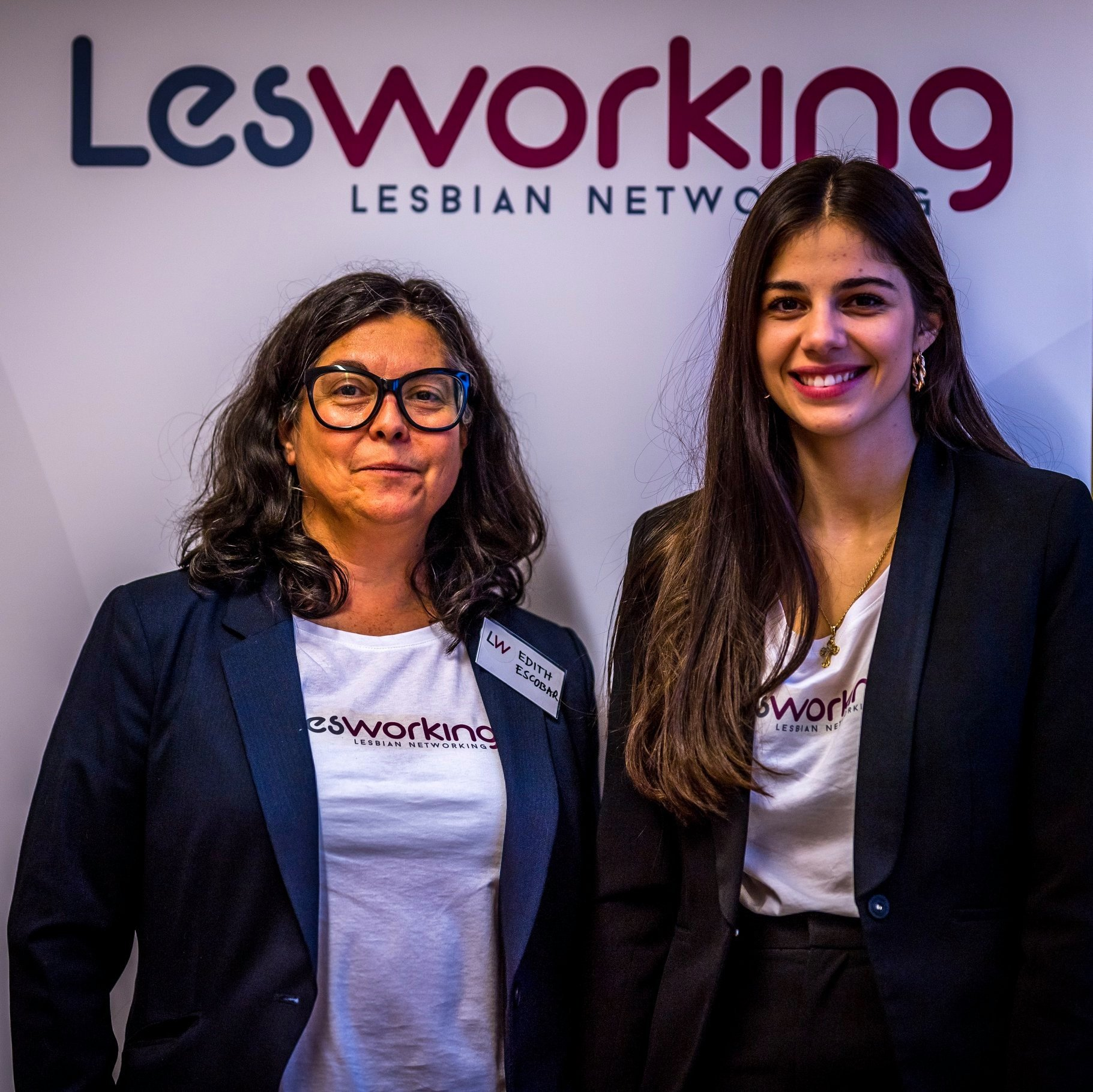 Edith Escobar & Micaela kallaris - Lesworking