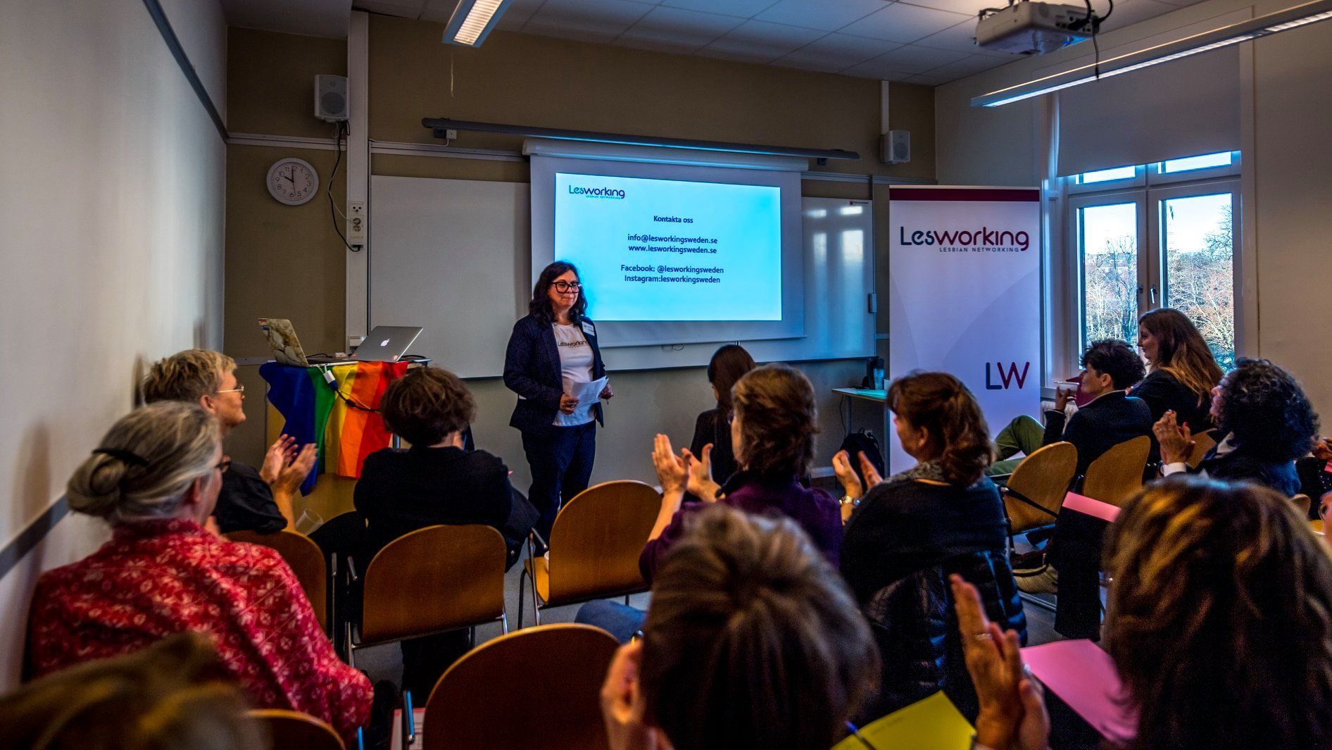 Edith Escobar - Lesworking Sweden